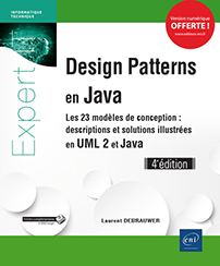 Design Patterns en Java - Les 23 modèles de conception (4e édition)